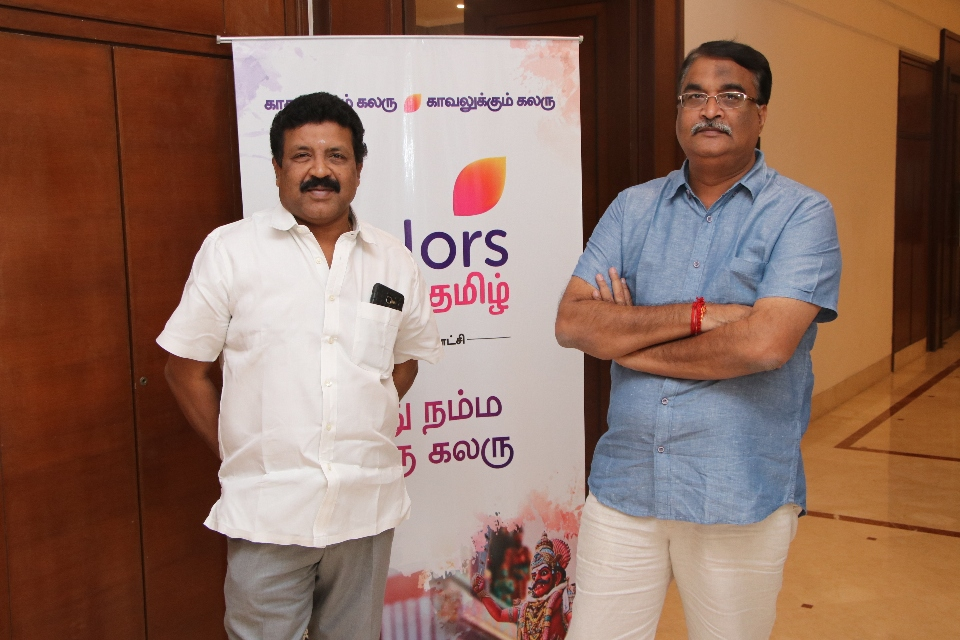 colours channel press meet 05 Colours Tamil Channel Press Meet