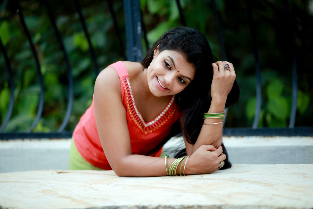 Actress Tejashree Jadhav Photoshoot Images (23)
