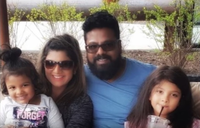 actress-ramba-family-photo