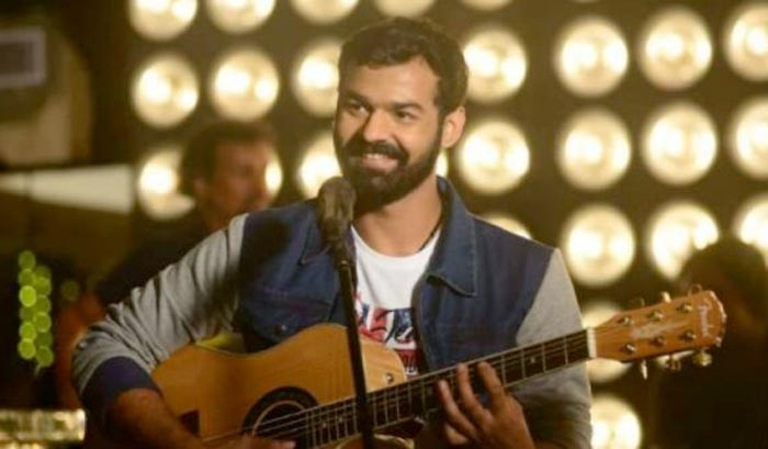 aadhi pranav mohanlal guitar stills Aadhi Superhit movie starring Pranav Mohanlal