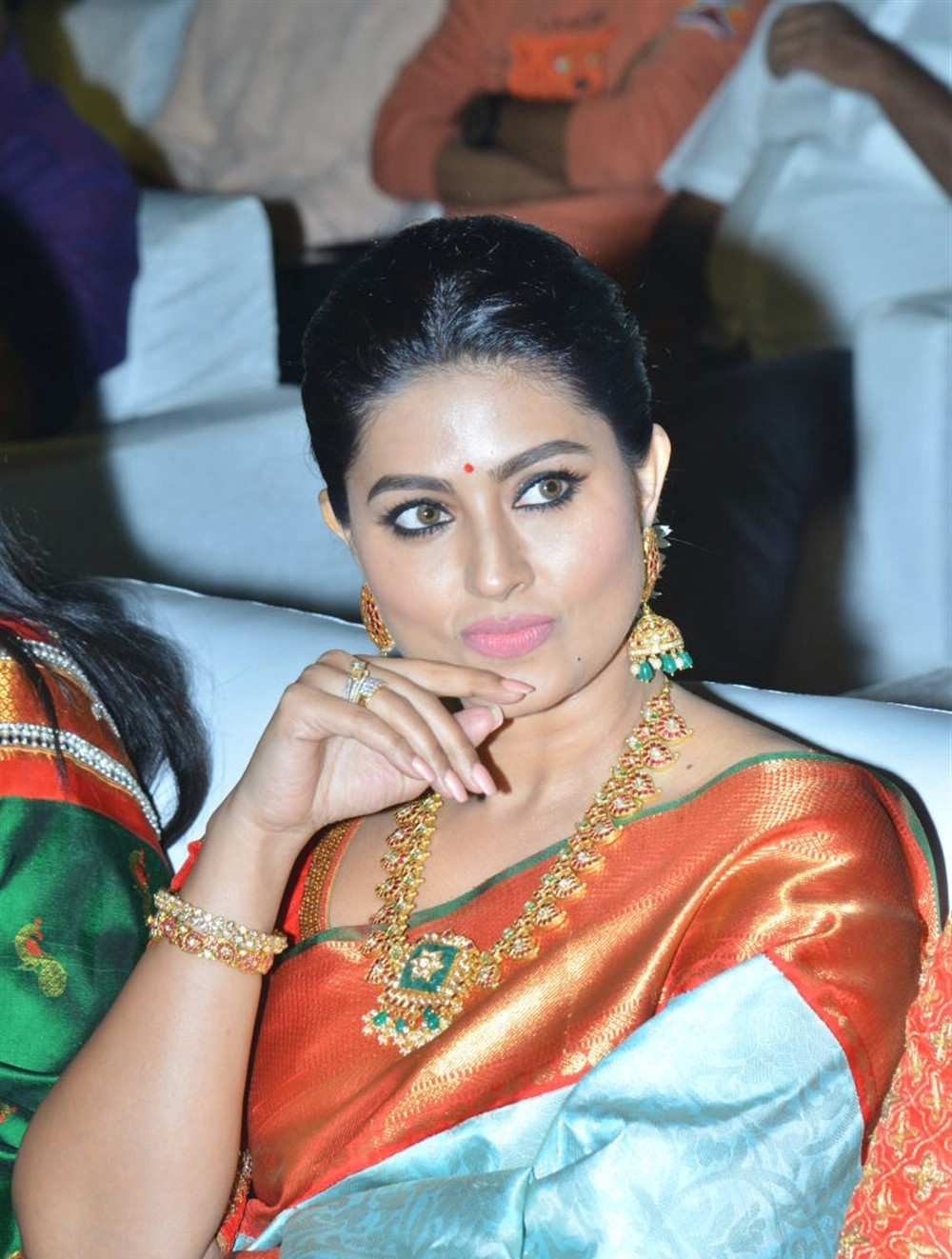 Actress Sneha Latest Stills