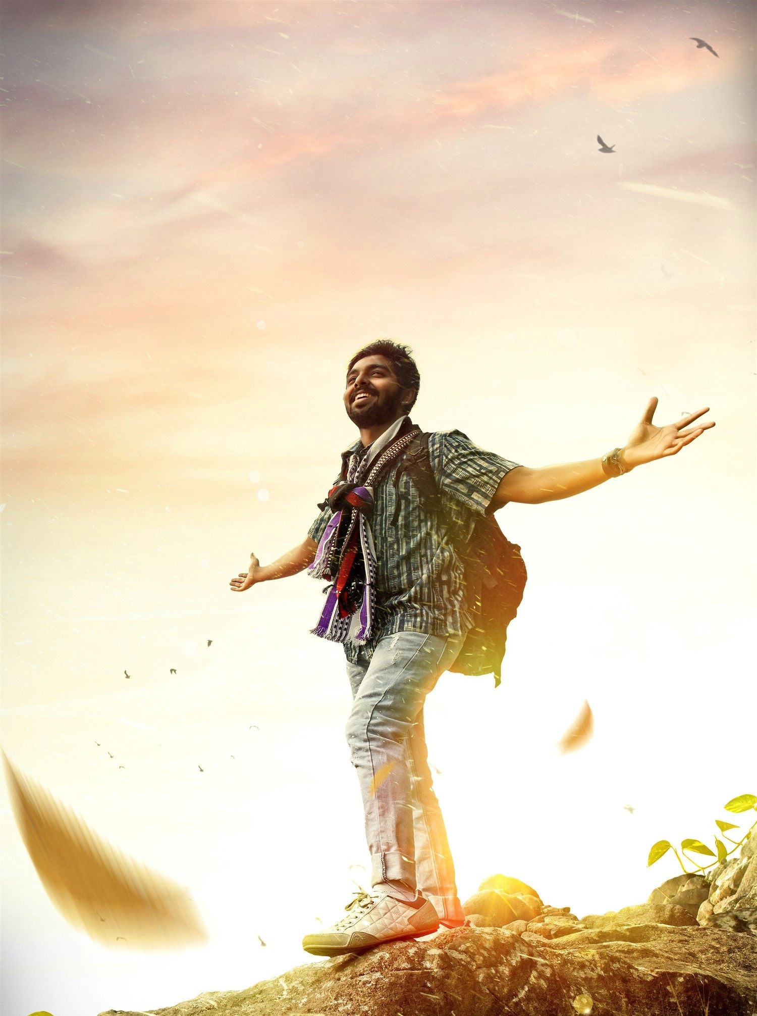 sarvam-thaala-mayam-movie-stills-gv-prakash-stylish-stills-1