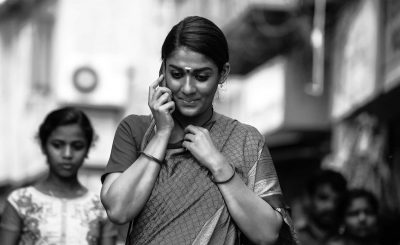 actress-nayanthara-airaa-talking-phone-still