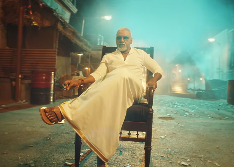 kanchana 3 movie raghava stills Kanchana 3   Raghava Lawrence   Oviya   stills