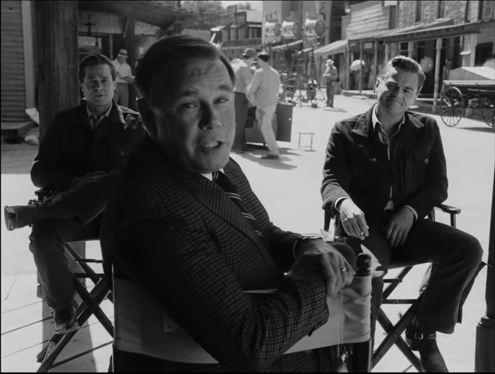 once upon a time in hollyood movie still Once upon a time in... Hollywood   Leo and Brad team up!