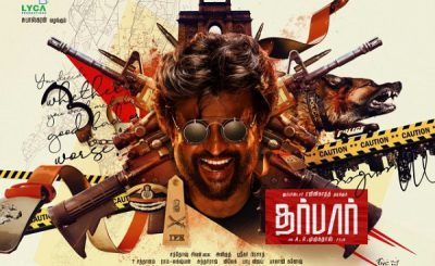rajini-kanth-darbar-first-look-poster