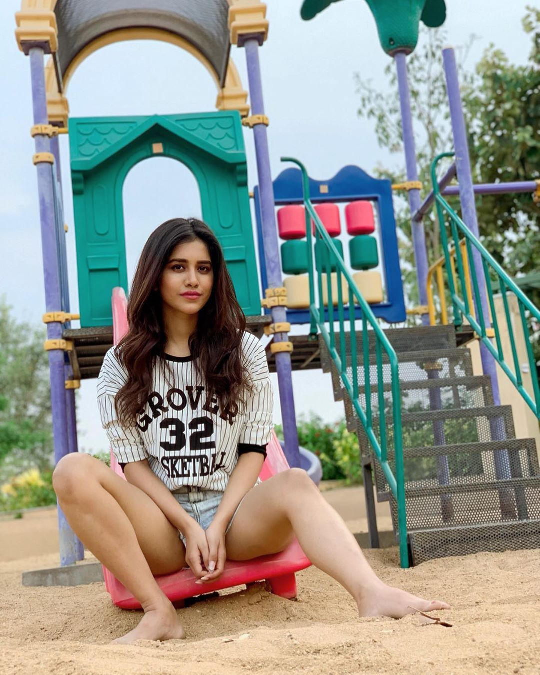 nabha natesh bold photos