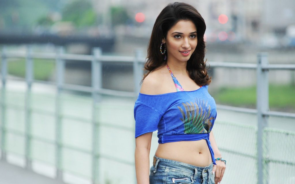 tamanna hot actress stills