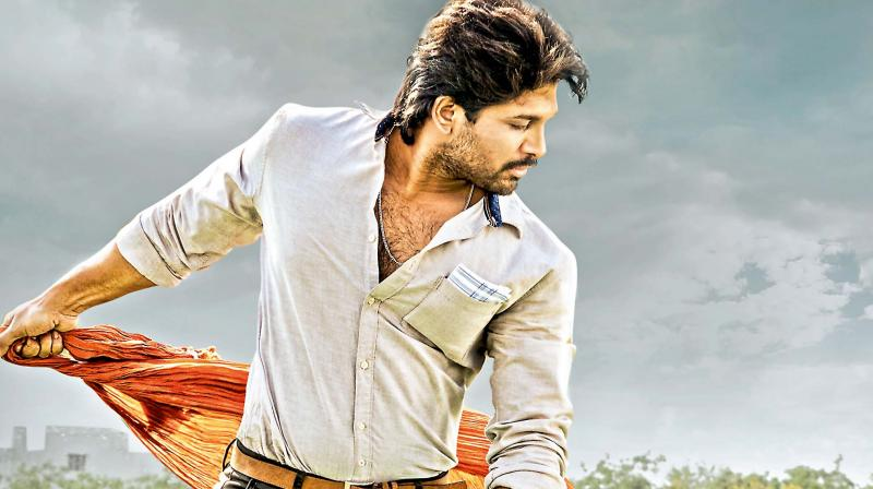 allu arjun movie stills